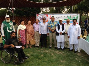 Sehat Prize Ceremony Special People Cricket Association